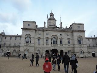 household cavalry headquarters london