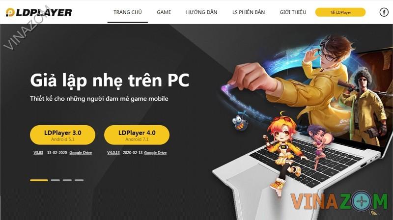 LDPlayer - Phần mềm chơi Liên Quân tốt nhất trên PC