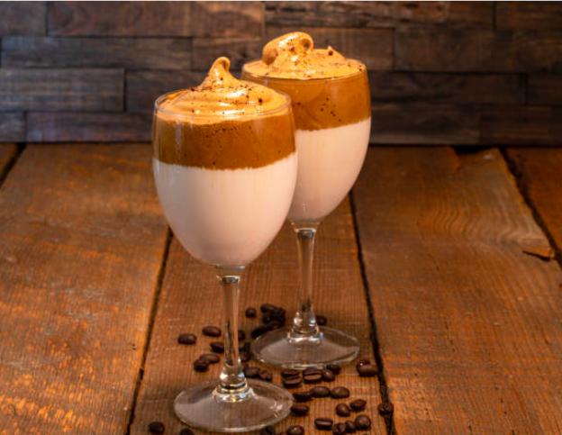 Resep Dalgona Coffee anti gagal