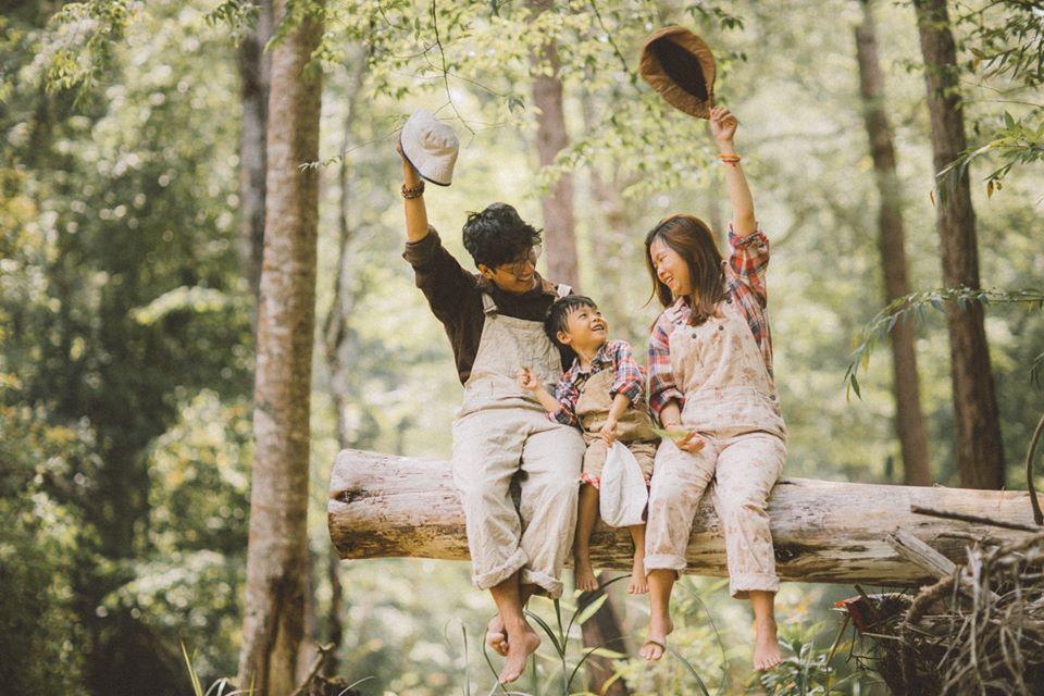 Mẹo chụp hình gia đình đẹp và ưng ý nhất