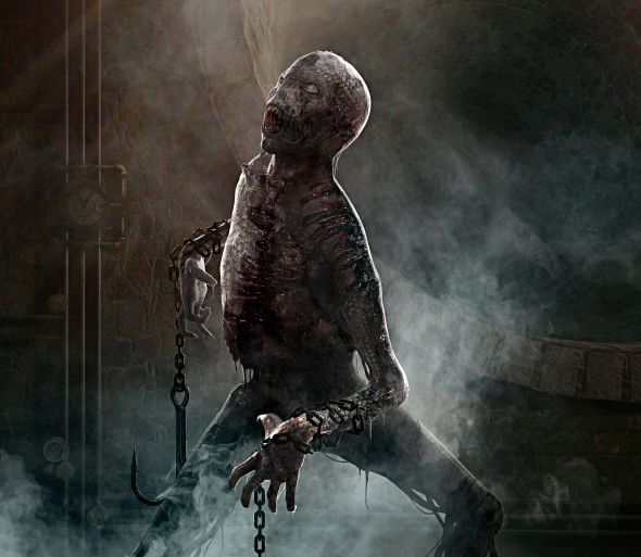 Joseph Diaz artstation ilustrações artes conceituais 3D fantasia terror ficção sombrio