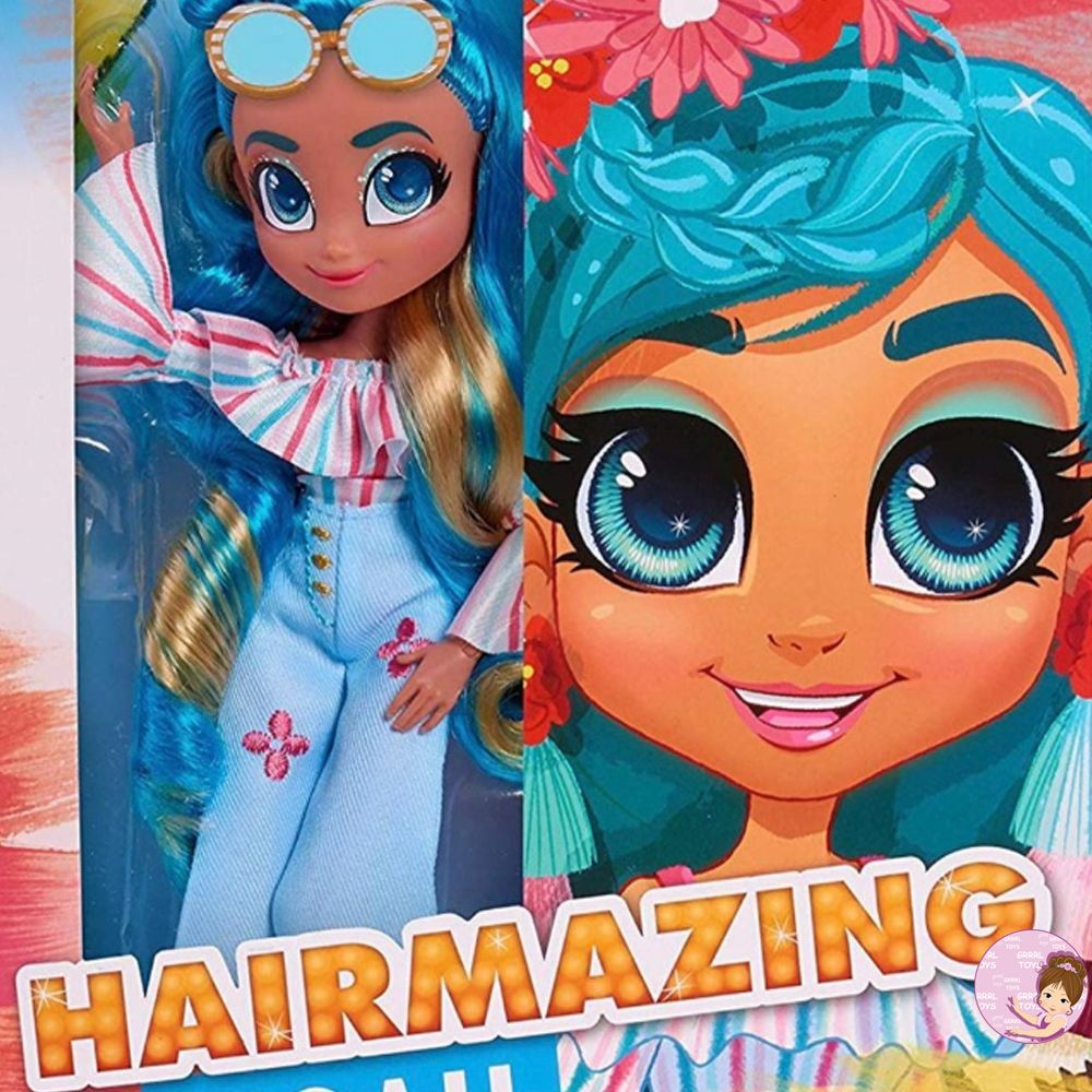 #Hairmazing dolls first look