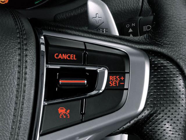Fitur Adaptive Cruise Control dan perbedaannya dengan Cruise Control biasa