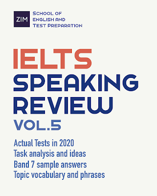 IELTS Speaking 2020 Review audio