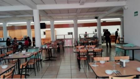 Alimentos congreso Toluca