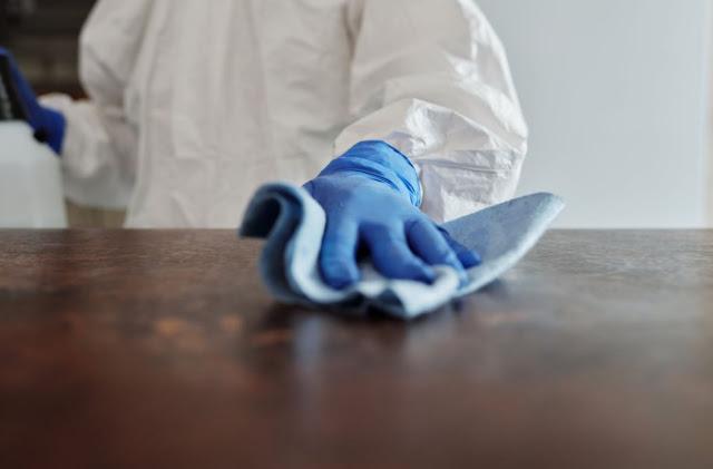 Penggunaan Disinfektan Untuk Pencegahan Covid-19