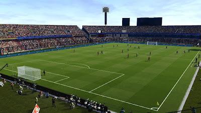 PES 2021 Stadium Estadio Libertad