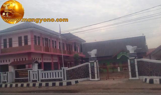 Kantor Desa Rancasari, Kecamatan Pamanukan. Poto Jepretan kang Ian Susanto, Facebooker Subang ( FBS )