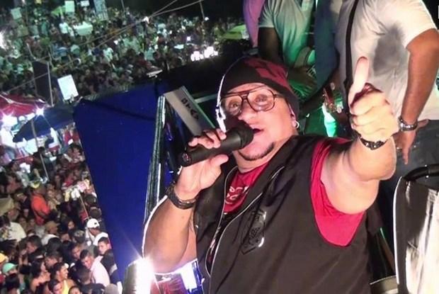 """Banda baiana """"O Rodo"""" será uma das atrações da festa de Réveillon em Santa Cruz do Capibaribe"""