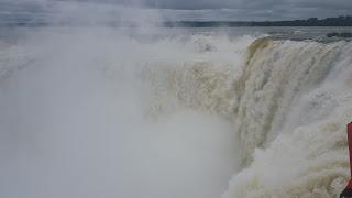 Gran Catarata de iguazu