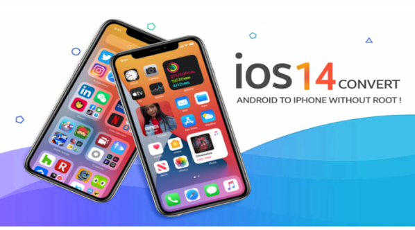 CONVERT ANDROID TO IPHONE