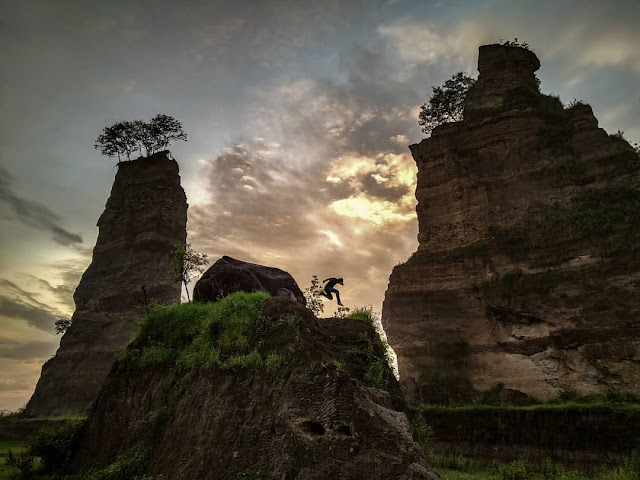 Wisata Alam Di Jawa Tengah