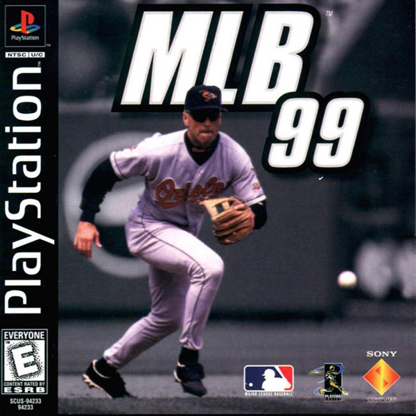 MLB 99 - PS1 - ISOs Download