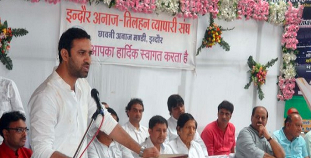 इंदौर मंडी प्रदेश की सबसे बड़ी अनाज मंडी होगी : कृषि मंत्री सचिन यादव | INDORE NEWS