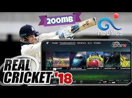 Real Cricket 2018 APK For Android