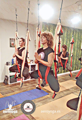 stage aero yoga, yoga aerien, hamac yoga , France, aeropilates airpilates, airyoga, gravity, apensanteur, inversion, formation enseigants