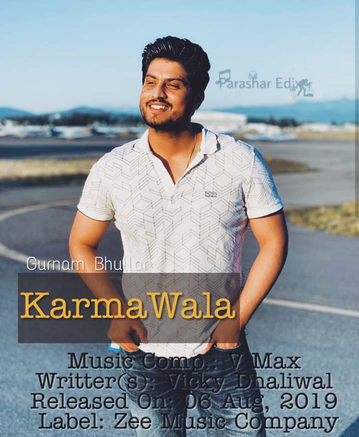 Karmawala By Gurnam Bhullar ft Sargun Mehta MP3 Song