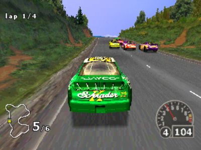 Free Download PSX ROM NASCAR Rumble [U] | Free Download PS one/PSX ROMS