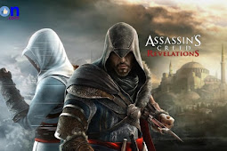Download Game PC Assassins Creed Revelations for PC Laptop