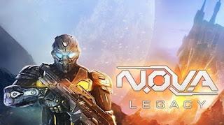 Download N.O.V.A. Legacy 5.8.1g Mod Money (All Unlocked)