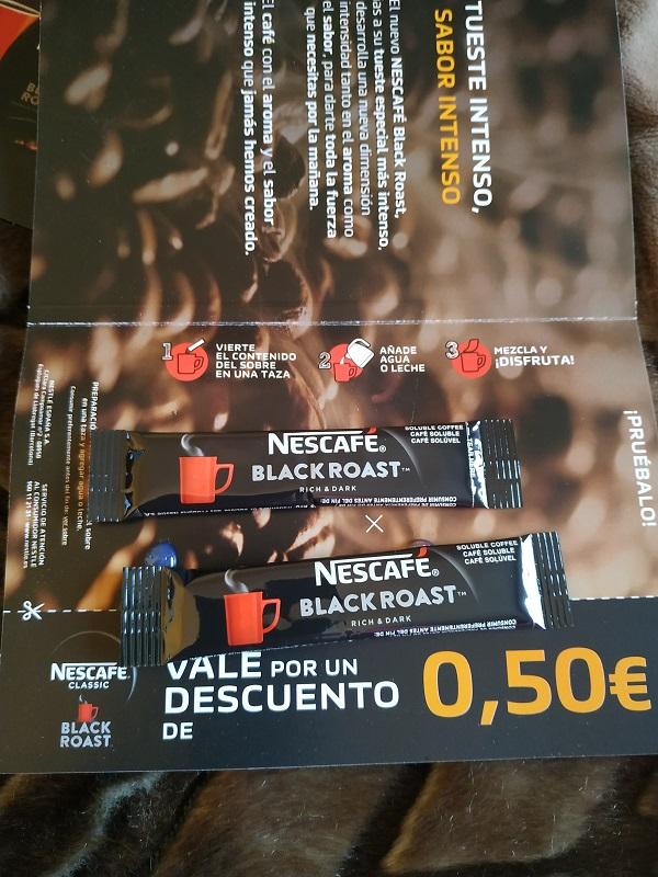 Nescafé Black Roast
