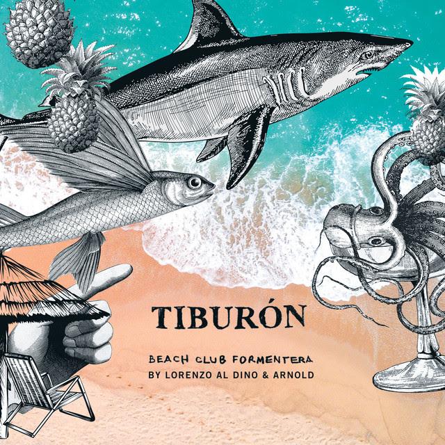 Tiburón Beach Club Formentera vol. 6