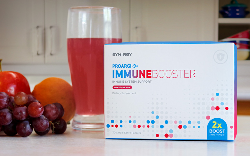 Webinar: Discover Immune Booster's Potent Ingredients