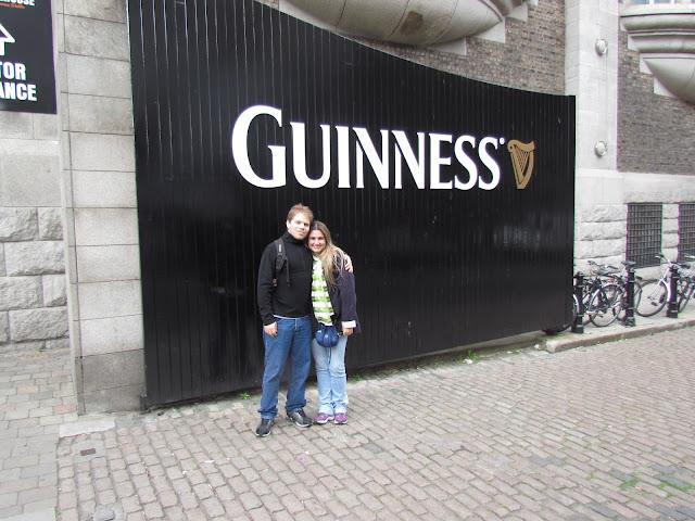 Guinness Store House, Dublin.