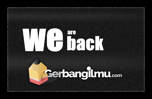 Kami Kembali !