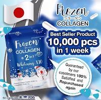 Frozen Collagen Original By Gluta Frozen Thailand