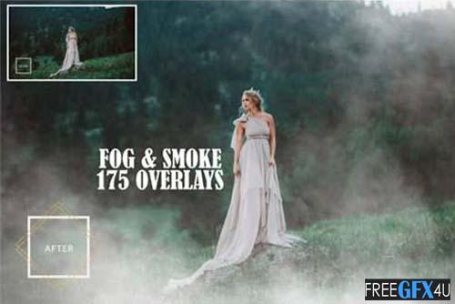 175 Mistic Fog & Smoke Effect Overlays