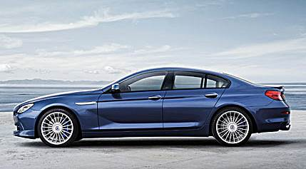 2016 Bmw Alpina B6 Biturbo Design