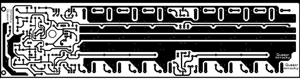 PCB layout 300W high power amplifier Power amplifier Pinterest - basic p amp amp l template