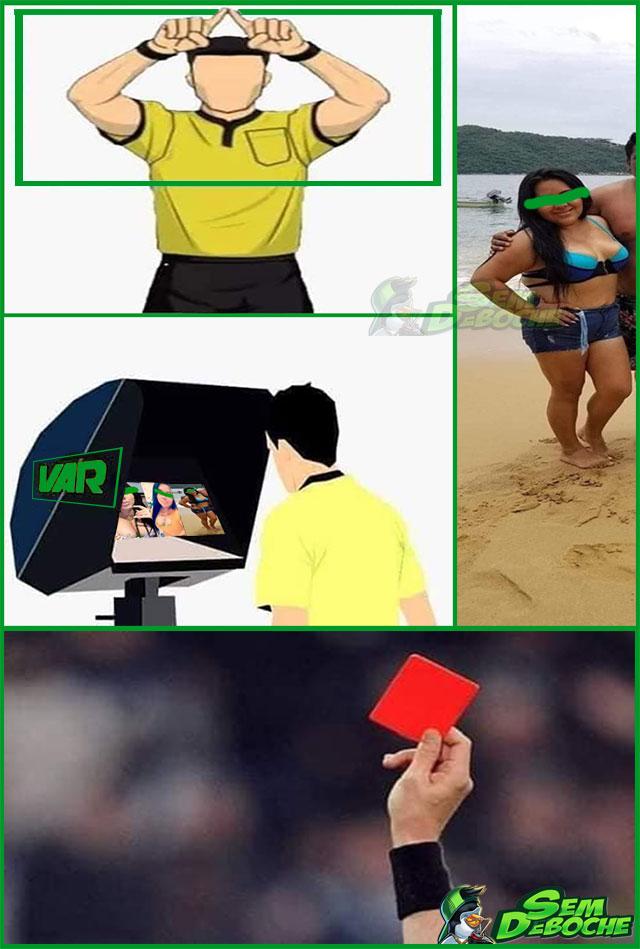CHAMA O VAR