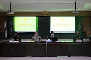 Assesment Survailance Akreditasi Penjamin Mutu Pengadilan Agama di Pengadilan Tinggi Agama Palembang