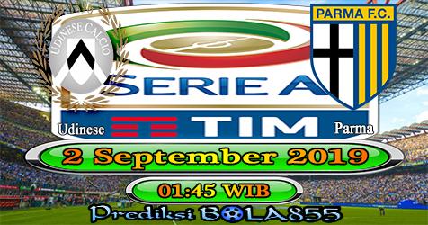 Prediksi Bola855 Udinese vs Parma 2 September 2019