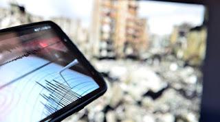 """زلزال ثاني يضرب غربي إيران بقوة 5.7 وشعر به سكان """"فان"""" التركية"""