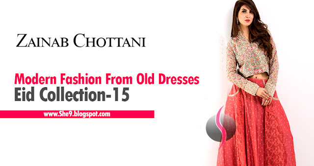 Zainab Chottani Eid Dress Collection