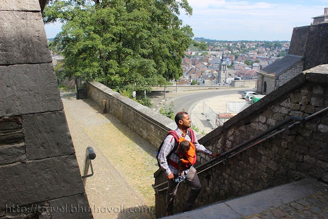 Free things to do in Namur