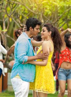 kajal 2 - Kavalai Vendaam Movie Stills-Jeev,Kajal Agarwal Rare Images of this Movie