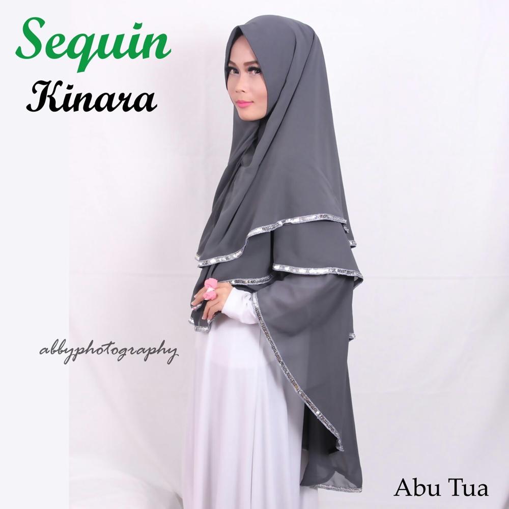 Model Jilbab Syar'i Bisa Untuk Hari Raya Idul Fitri