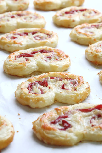 Corned Beef Palmiers