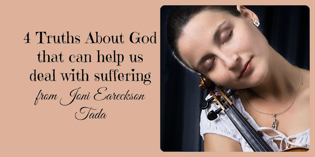Knowing God by Heart - 4 Truths To Help Us In Suffering