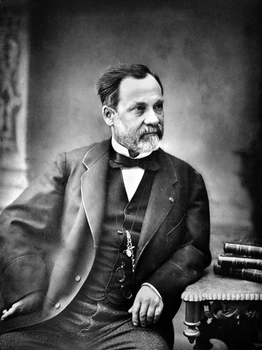 Louis Pasteur Biography And History