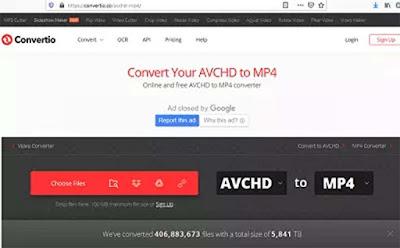 Cara Ubah File AVCHD Menjadi MP4 Menggunakan Aplikasi Gratis Ini