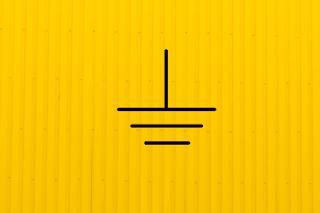 simbolo de tierra electricidad