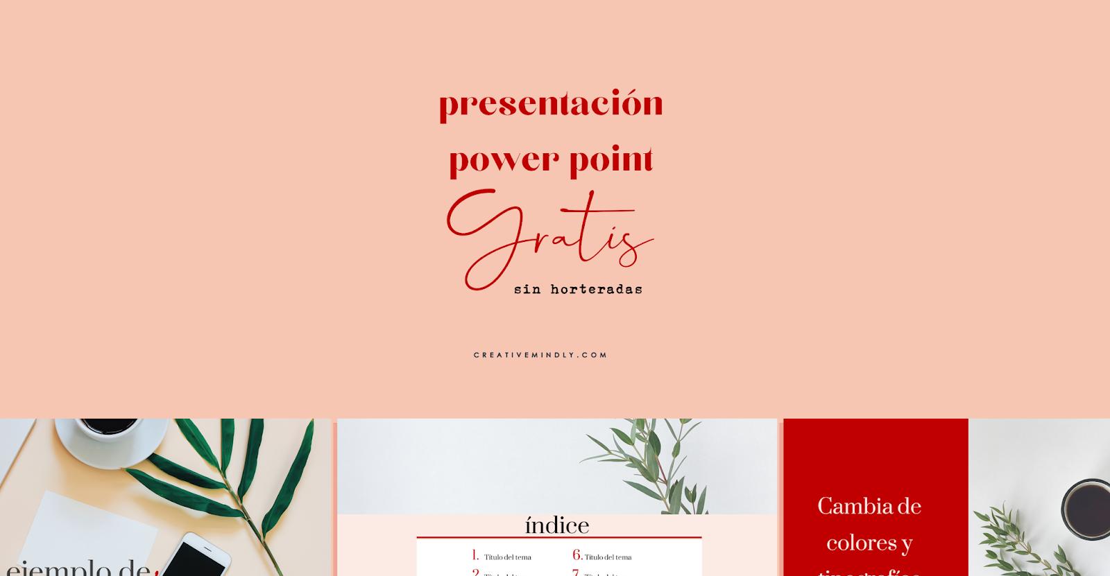 presentacion power point gratis bonita descargar