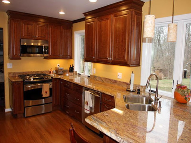 Wood kitchen styles with modern appliances and warm colors Wood kitchen styles with modern appliances and warm colors Wood 2Bkitchen 2Bstyles 2Bwith 2Bmodern 2Bappliances 2Band 2Bwarm 2Bcolors4