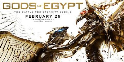 Gods of Egypt - The Battle For Eternity Begins