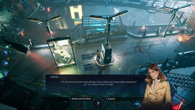 Gamedec PC game